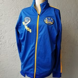 NBA Licensed Golden State Warriors Jacket XXL